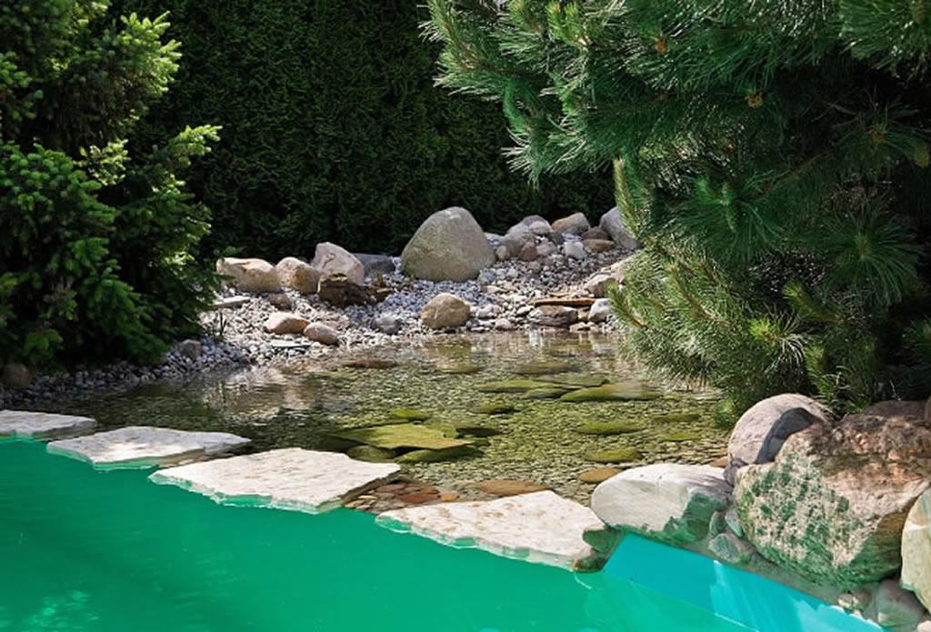 Pool und Gartenteich - Beregnung und Bewässerung - Galeriebild
