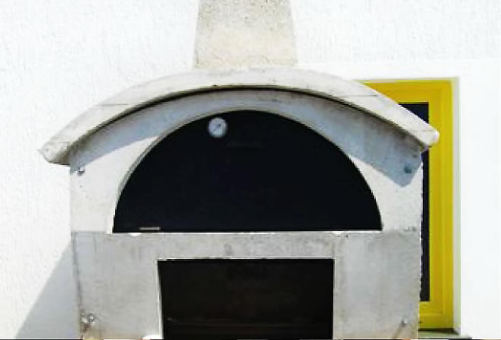 Kamin zum Selberbauen - Grillplatz, Kamin, Backofen - Galeriebild
