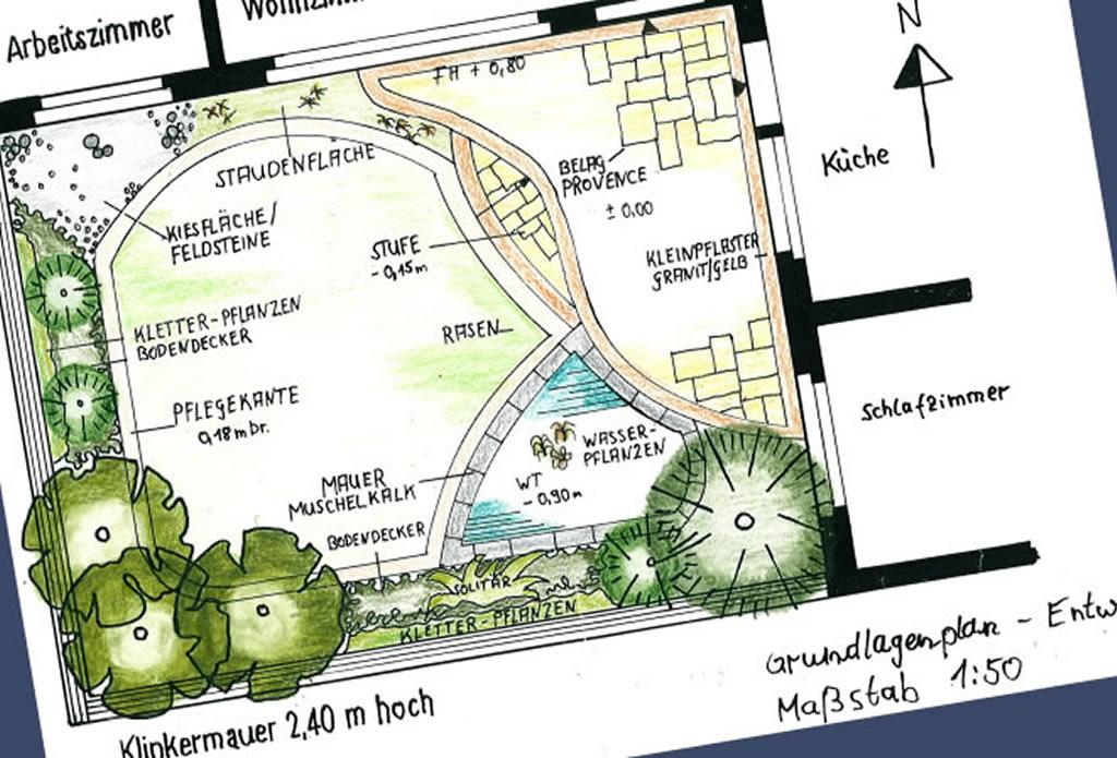 L.P.M. ist GaLaBau-Fachbetrieb - Landschaftsbau Gartenbau - Galeriebild
