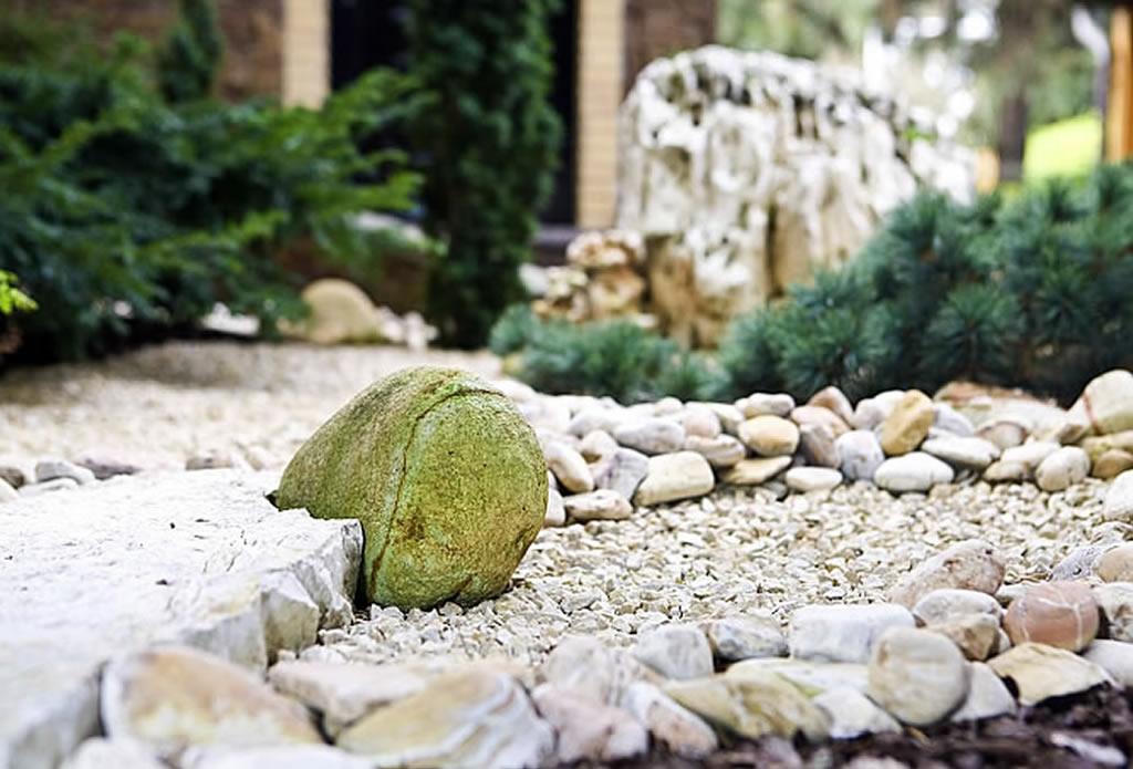 Naturstein - naturnahe Gärten - Galeriebild