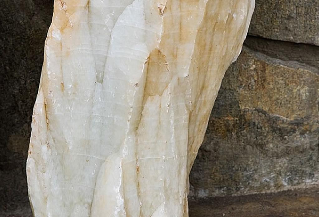 Marmor-Kalkstein - Naturstein für Garten Terrasse und Haus - Galeriebild