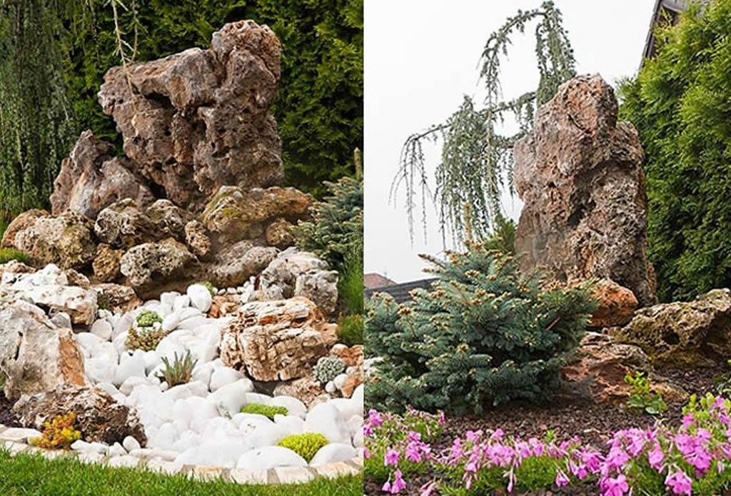Blickpunkt - Naturstein für Garten Terrasse und Haus - Galeriebild