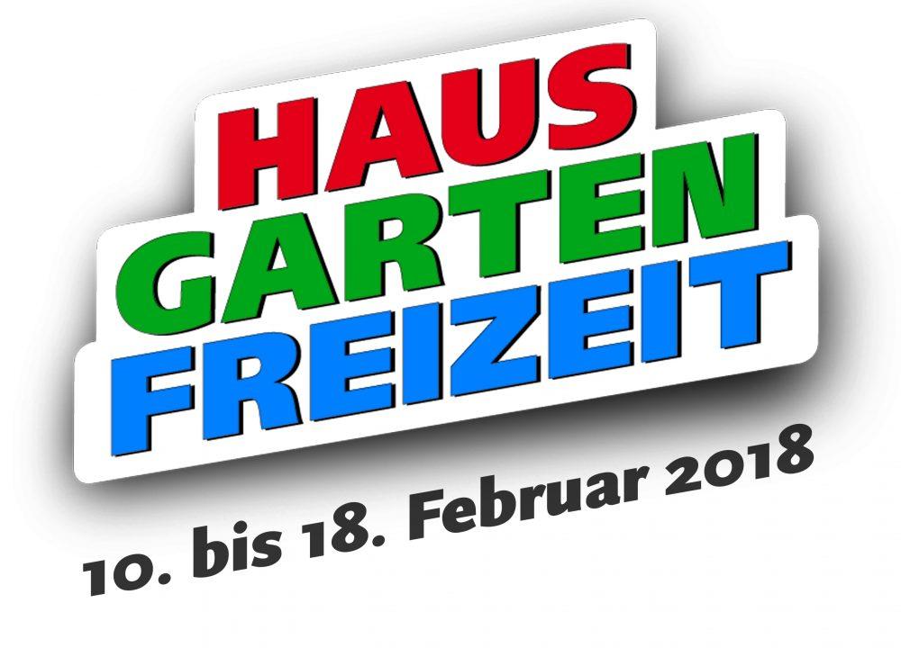Haus Garten Freizeit Messe in Leipzig
