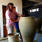 Keramiktöpfe - Herstellung - Kreta - Keramik - bei - LPM - Landschaftsgestaltung - Krostitz - bei - Leipzig