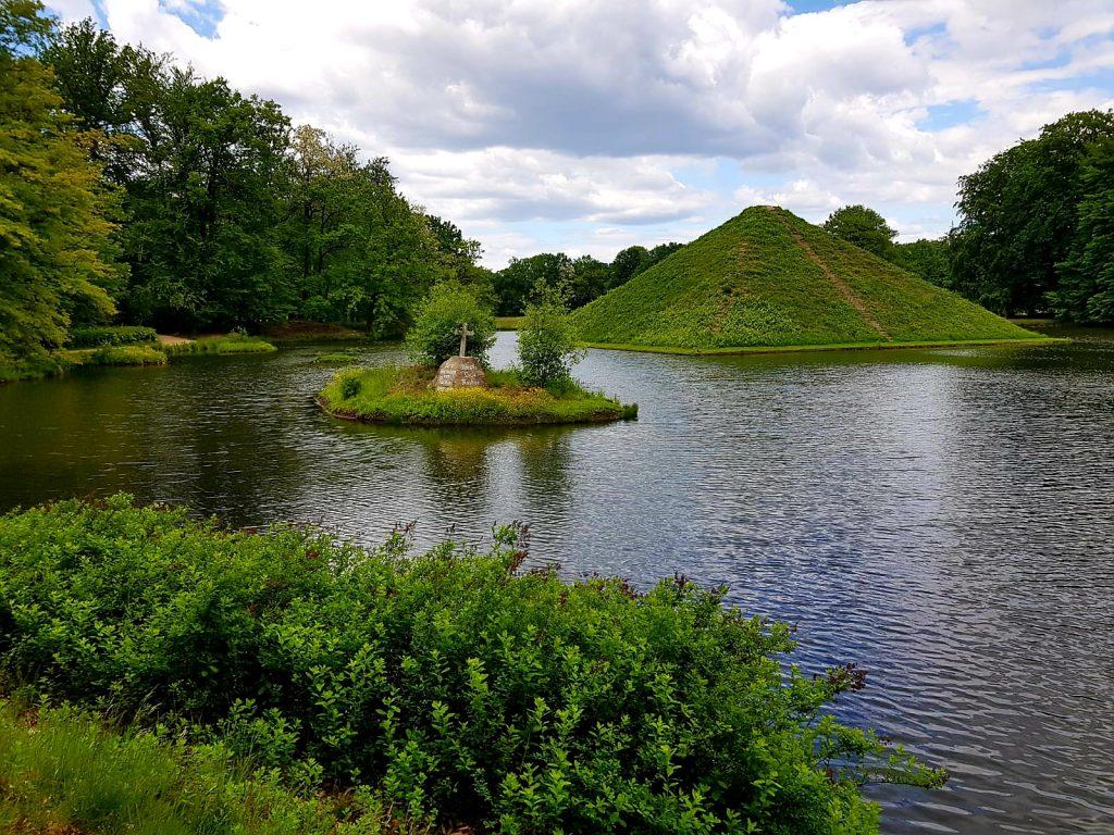 Pyramide im Branitzer Park Cottbus